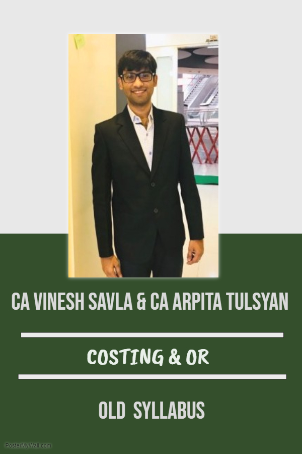 COSTING OR